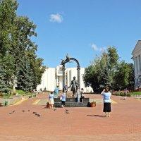 Путешествие в Саранск :: Лидия (naum.lidiya)