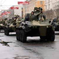 Подготовка к Параду Победы :: Владимир Стаценко