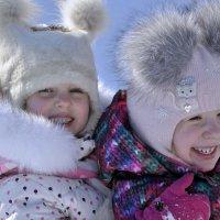 Зимнее счастье !!! :: Алена Засовина