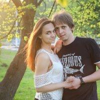 Саша и Рита :: Natalia Petrenko
