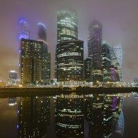 Вечерняя Москва :: Владимир Кириченко  wlad113