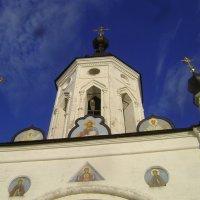 Старица. Свято-Успенский монастырь 16 в. :: Марина Домосилецкая