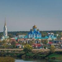 Задонский Рождество-Богородицкий мужской монастырь. :: Nyusha .