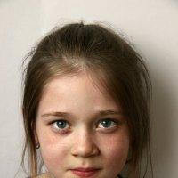 Девочка. :: Дарья Симонова