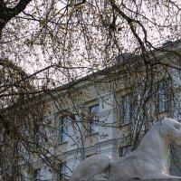 Парк у Оперного. Екатеринбург :: Лана Коробейникова
