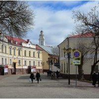 Тихие улочки Витебска. :: Paparazzi