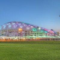 Олимпийский стадион Фишт :: Наталья Кичигина