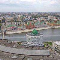 Вид на Гоголевский мост и набережную Амстердам :: Галина Каюмова