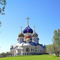 Храм Великого князя Игоря Черниговского и Киевского :: Леонид leo