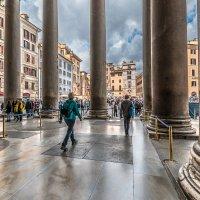 Pantheon Roma :: Konstantin Rohn