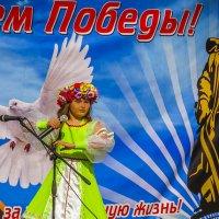 Юная солистка :: Сергей Цветков