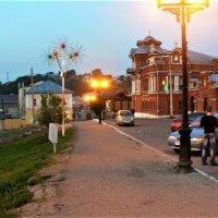 Вечер в уездном городке :: Вячеслав Маслов