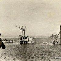 Уже после капитуляции Японии. Останки корабля после подрыва на японской мине у г. Гензан (КНДР) :: Юрий Поляков
