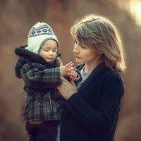 с мамой :: Ольга Лебедева