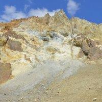 Склон кратера. :: Валерий Давыдов