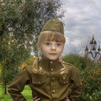 Внучка Вероника :: Александр Посошенко