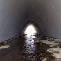 Туннель, свет :: Евгений Верзилин