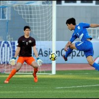 ...и снова футбол :: Ахмед Овезмухаммедов