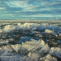 Весенние кристаллы :: Евгений Гецев