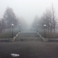 Туманное настроение... :: Сергей