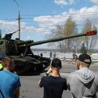 После парада01 :: Олег Манаенков