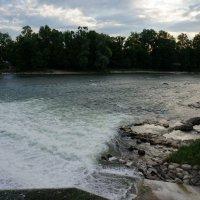 Вечер у реки ... :: Алёна Савина