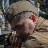 ...не будите солдат :: Александр Орлов