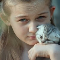 Портрет с любимым другом :: Анастасия Грек