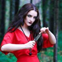 Опасная ведьма :: Юлия Галкина