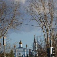 храм на горе :: Андрей + Ирина Степановы