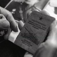 Воспоминания ветерана... :: Саша Кулаков