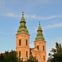 Будапешт. Церковь Бельвароши :: Татьяна Ларионова