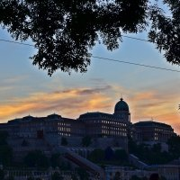 Будапешт. Будайская крепость :: Татьяна Ларионова