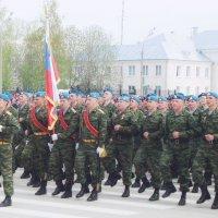 Голубые береты :: Raduzka (Надежда Веркина)