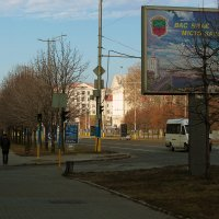 Зима в городе. :: barsuk lesnoi