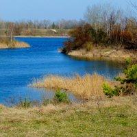 весенняя лазурь озера :: Александр Прокудин