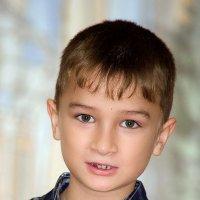 Детский портрет :: Наталия Соколова