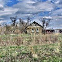 Заброшенный дом. :: Владимир