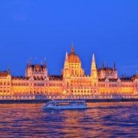 Парламент. Будапешт :: Татьяна Ларионова
