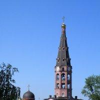Троицкий монастырь :: Vlad Сергиевич