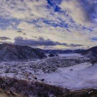Село в горах :: Татьяна Степанова