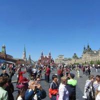 Красная площадь :: Виталий Купченко
