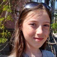 Весенняя улыбка :: Нина Корешкова