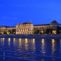 Будапешт. Дунай. Университет технологии и экономики :: Татьяна Ларионова