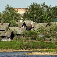 Серые крыши :: Nikolay Monahov
