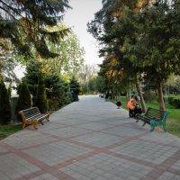 Утро в Анапе :: Владимир