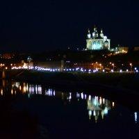 Ночной Смоленск :: Aleksandr Ivanov67 Иванов