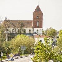 Мир. Вид на Николаевский костёл. :: bajguz igor