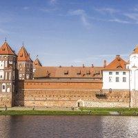Мирский замок. :: bajguz igor