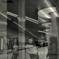 в метро :: Vorona.L